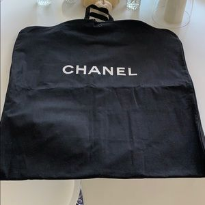 CHANEL Accessories - Chanel garment bag 💯 authentic